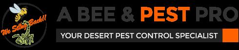 Pest Control Scottsdale, AZ – A BEE & PEST PRO
